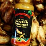 Tonight were serving up some scotchbonnet chill wings jamaican hothellip