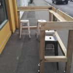 Our new summer Outdoor area is open for drinking andhellip